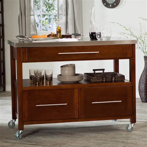 kitchen island carts on wheels 10 types of small kitchen islands on wheels