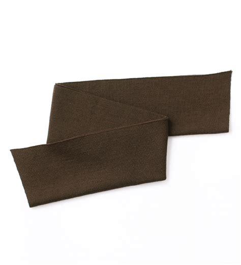 m o knits waistband knit skirt seal brown repro m o c