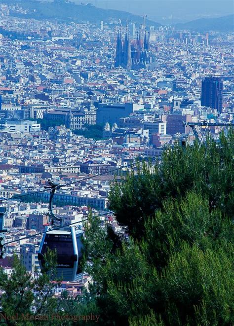 montjuic botanical gardens 172 best images about barcelona from the air on