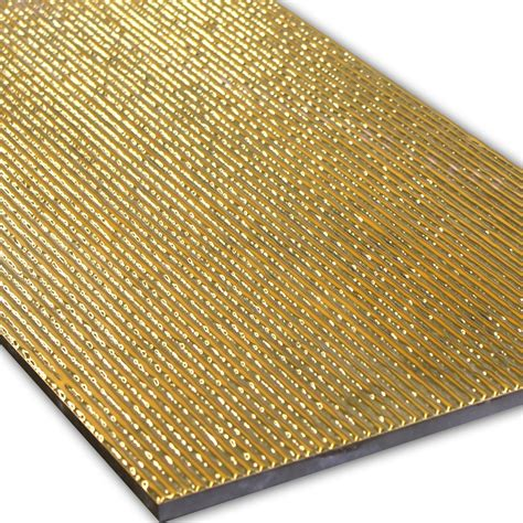 gold uk wand dekor fliese gold 30x60cm ht99265