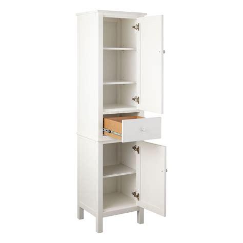 bathroom storage closet southcrest linen storage cabinet bathroom