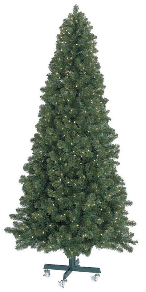bethlehem lights slim tree gki bethlehem olympia pine slim pre lit led tree