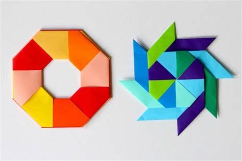 simple origami shapes 15 easy origami patterns for