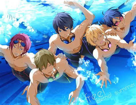 free mangas el anime free high speed tendr 225 una adaptaci 243 n como