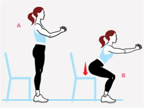 exercices fitness maison