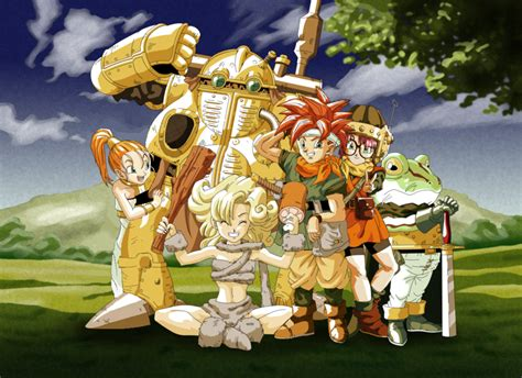 chrono trigger 5 that need a comic book series
