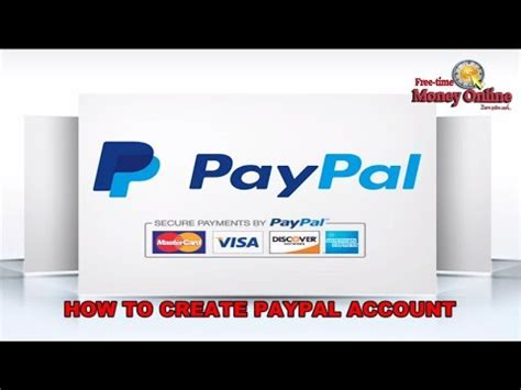 how to make paypal without credit card paypal credit card free how to get paypal account
