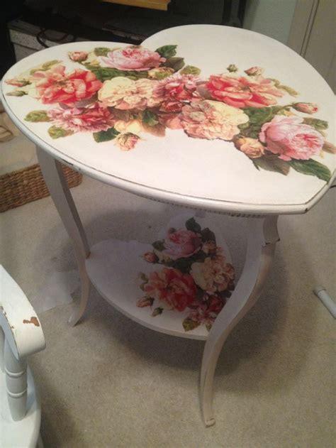 decoupage furniture diy 17 best images about decoupage on vintage
