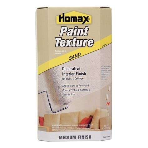 home depot paint wall app homax sand texture paint additive wall textures