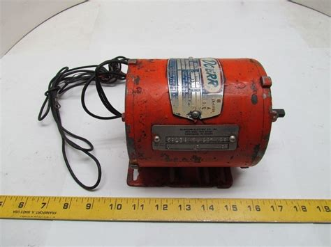 Doerr Electric Motor by Doerr Lr 13758 1 10hp 3ph 440v 60hz 1725rpm Electric Motor