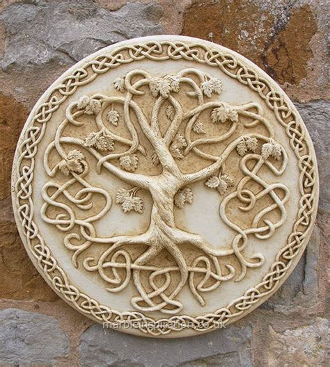 garden wall plaques tree of wall plaque garden wall plaques
