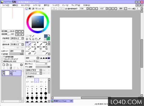 easy paint tool sai free painttool sai screenshots