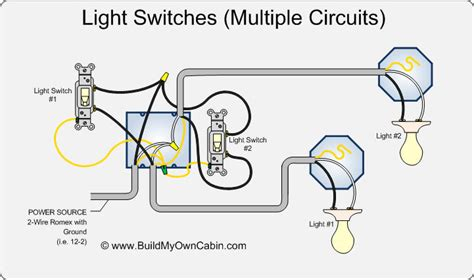 wiring lights light switch wiring diagram lights