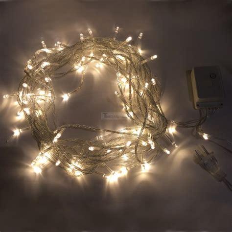 white light string 7 99 warm white 10m 8 mode led string lights