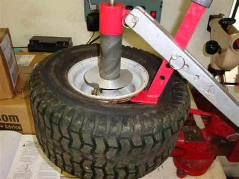 harbor freight bead breaker harbor freight mini tire changer eval tractors