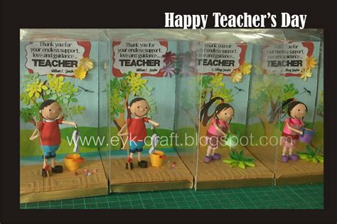teachers day crafts for eyk and crafts s day