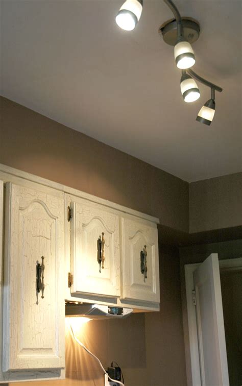 kitchen rail lighting kitchen design track lights in kitchen for a cool and