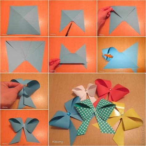 how to make crafts with paper 20 diy gift bow topper ideas and tutorials