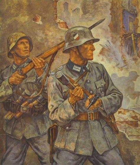 is painting wehrmacht