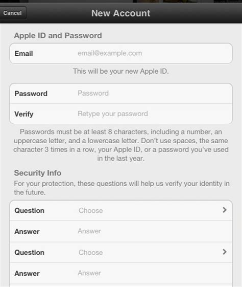 make app store account without credit card how to set up app store account without a credit card