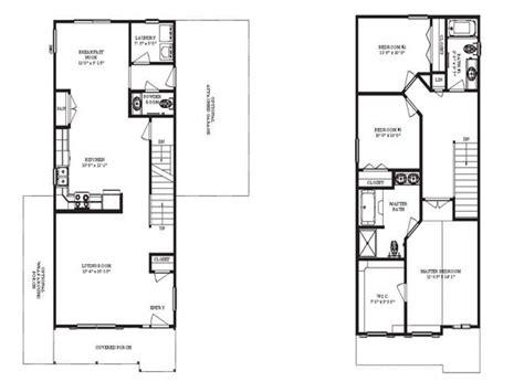 narrow homes floor plans narrow homes floor plans jab188