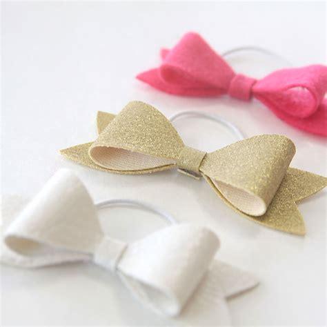 easy to make easy diy hair bow elastics great gift it s always autumn