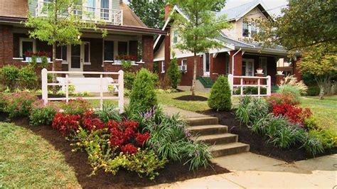 home garden idea simple front garden design ideas landscaping ideas for