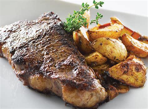 Beefy Roasted Steak Potatoes, Gluten Free*   Recipes   Nestlé Professional