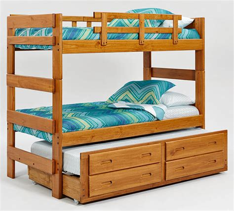 3 bunk beds benefits of owning 3 bed bunk beds jitco furniture
