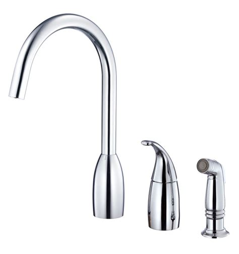 danze kitchen faucet replacement parts faucet dh409020 in chrome by danze