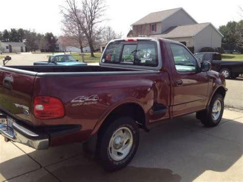 1997 Ford F 150 Standard by Purchase Used 1997 Ford F 150 Xlt Standard Cab 2
