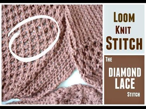 different stitches for loom knitting 85 best tricotin images on knifty knitter