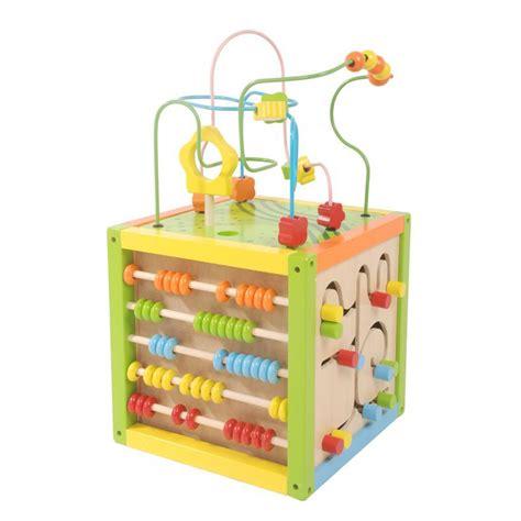 bead maze cube wooden bead maze cube w abacus new free p p ebay