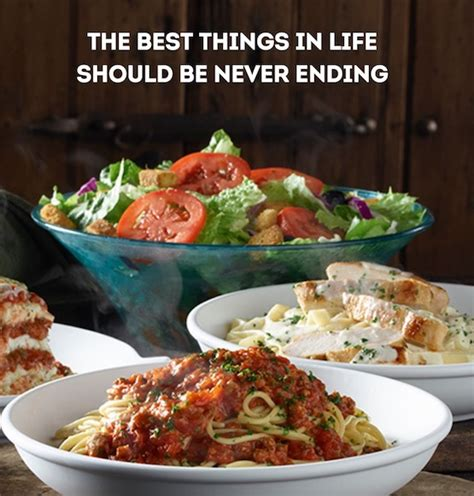 never ending classics at olive garden amex offer for better deal running with