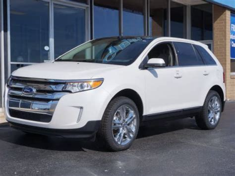 2014 Ford Edge Limited by Sell New 2014 Ford Edge Limited In 100 Winston Rd