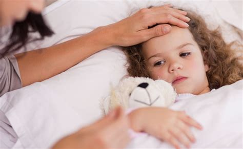 for sick children helping sleep when they are sick