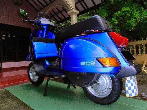Gambar Modifikasi Vespa Px 150 by January 2016 Denianarki
