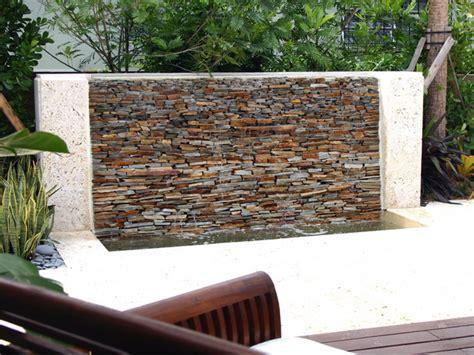 garden feature wall ideas inspirational idyllic garden water features 171 home highlight