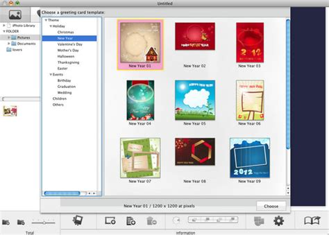 make photo cards free snowfox greeting card maker for mac to make your