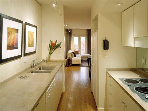 galley kitchens designs galley kitchen designs hgtv