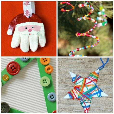 tree ornaments to make at home tree decorations to make with children 28 images 17