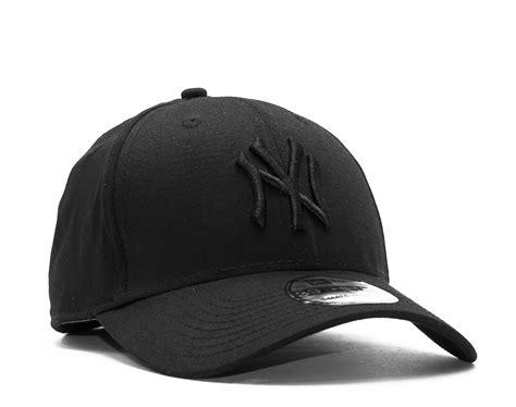 kšiltovka new era league basic new york yankees black on - New Era Black On Black