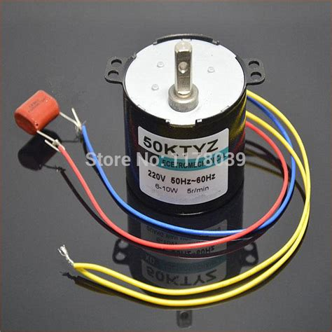 Synchronous Electric Motor by Buy Wholesale 50ktyz Synchronous Motor From China