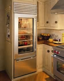 home refrigerator with glass door the 611g glass door refrigerator freezer trends