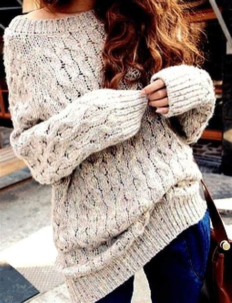 big knit jumpers 25 best ideas about cable knit sweaters on