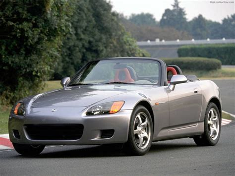 Honda S2000 by World Car Wallpapers Honda S2000