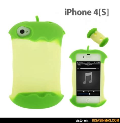 fundas originales iphone 4 im 225 genes divertidas de fundas originales para iphone