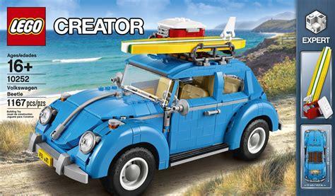 Lego Volkswagen Beetle by Lego Creator Expert 10252 Volkswagen Beetle L Annonce