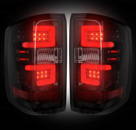 2014 best lights recon smoked led lights 2014 2016 chevy silverado