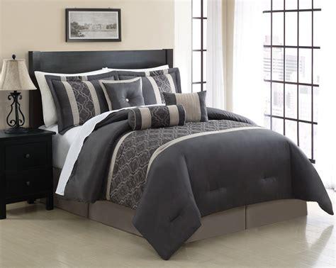 comfort set king 7 renee embroidered comforter set